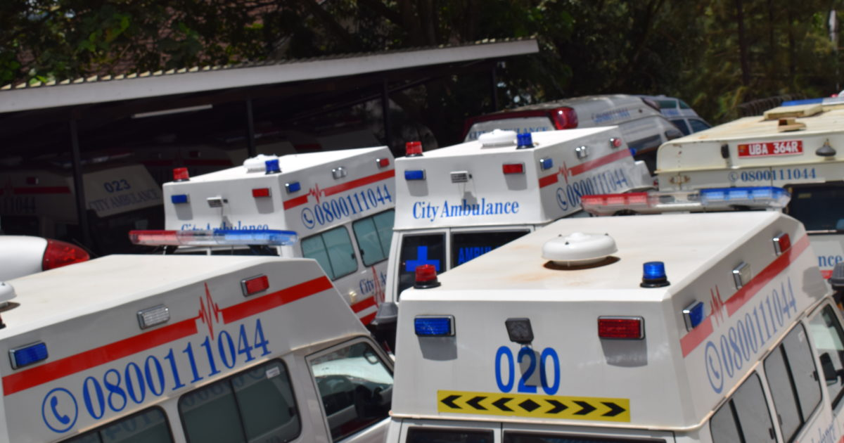 city ambulance vehicles
