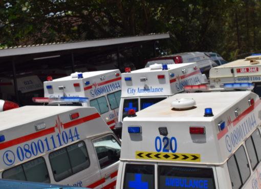 city ambulance vehicles