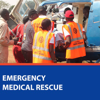 emergeny medical rescue