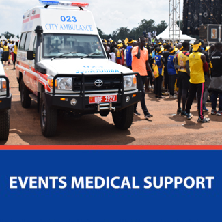 events medical support